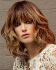 cortes modernos - long bob with layers