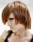 medias melenas – midlength hairstyle - Richard Ward