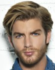 peinados para hombres - summer hairstyle for men