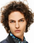 looks para hombres - curls for him