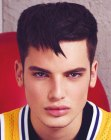 peinados tendencia - neat mens haircut