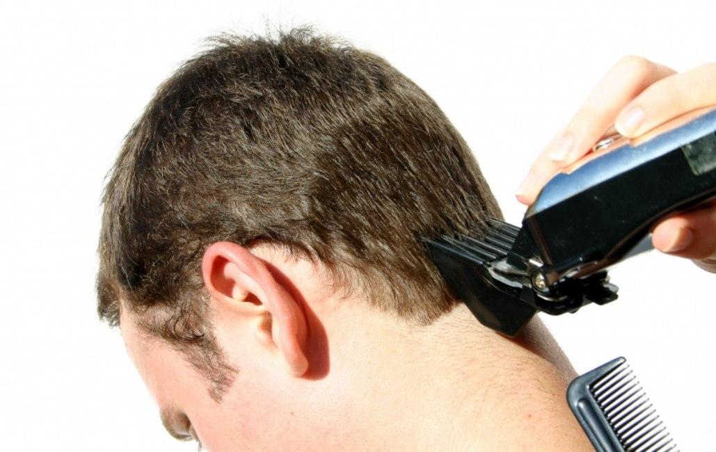 Como cortar el pelo con la maquina