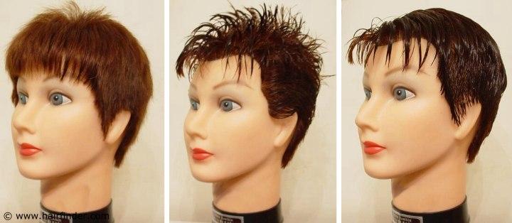 Diferentes cortes de pelo para este 2012