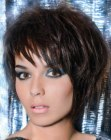 cortes cabello corto - carefree short haircut