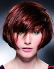 peinados cortos - modern hair cutting