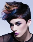 cortes cabello corto - lifted short hair