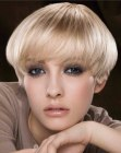 peinados cortos - Twiggy haircut