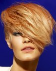 estilos cortos - fresh and modern short hair