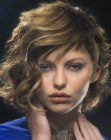 peinados cabello corto - contemporary hairstyle