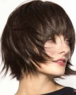 cabellos cortos - contemporary short hair