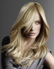 cortes de moda - blond hair nuances
