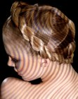 recogidos - twisted updo